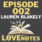 Episode 002 – Lauren Blakely talks audiobooks and her author beginnings